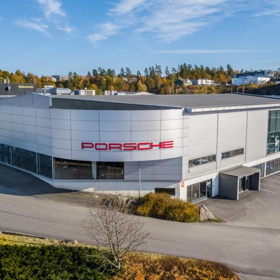 Porsche Center Sør