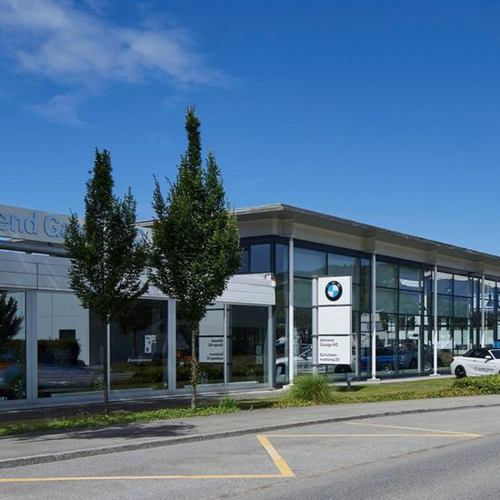 Hedin Automotive Wohlen