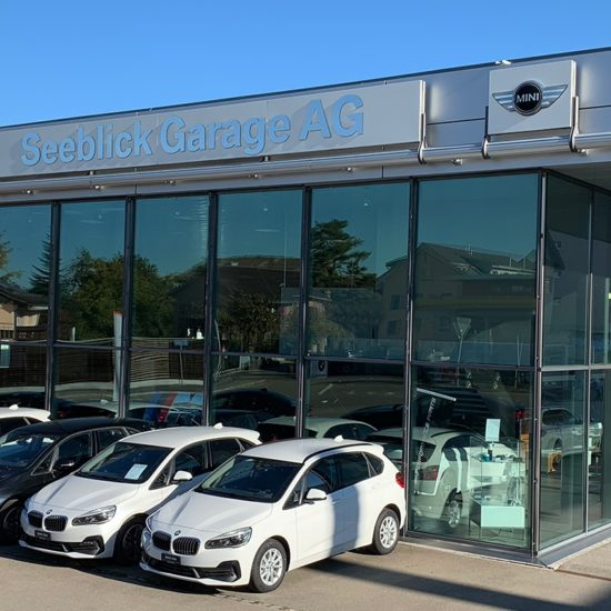 Hedin Automotive Samstagern